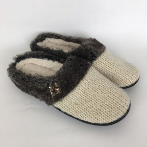 Simply Vera Vera Wang Slippers Casual Comfort 7/8